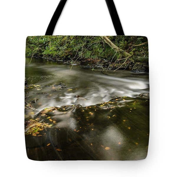Wicklow Stream Tote Bag by Martina Fagan