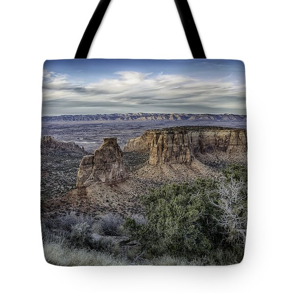 Tote Bag featuring the photograph Wide Open  by Bitter Buffalo Photography