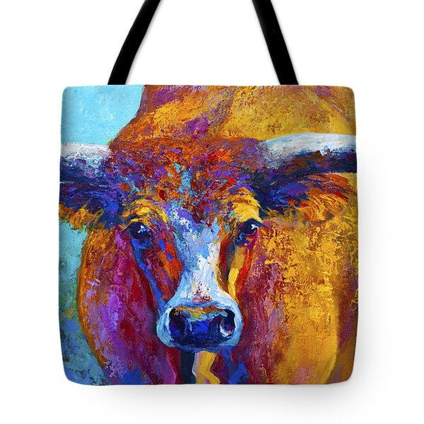 Widespread - Texas Longhorn Tote Bag