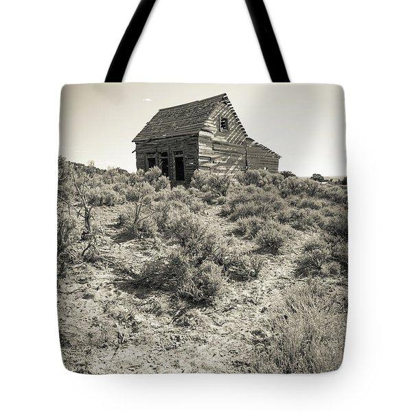 Widtsoe Utah Ghost Town Tote Bag