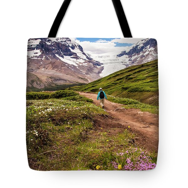 Wilcox Pass Tote Bag