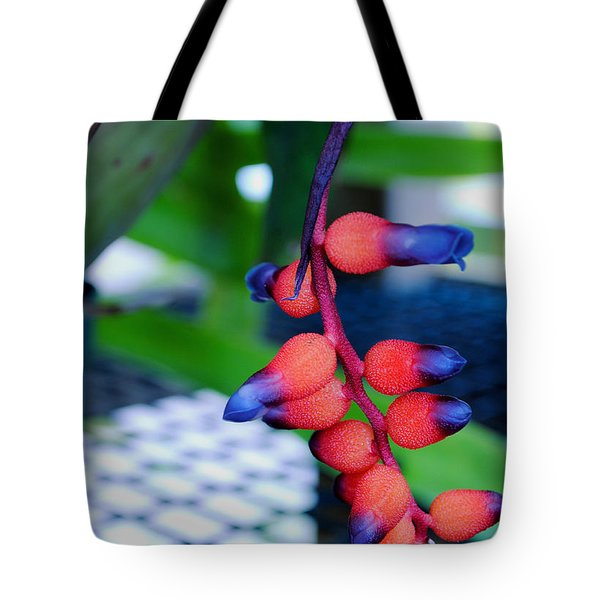 Wild About Bromeliads2 Tote Bag