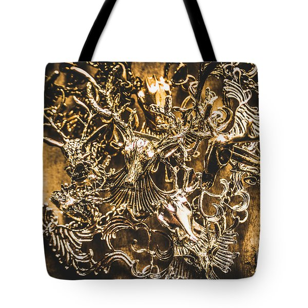 Wild Abundance Tote Bag