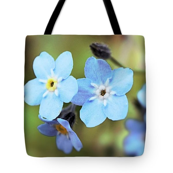 wild and Beautiful 4 Tote Bag