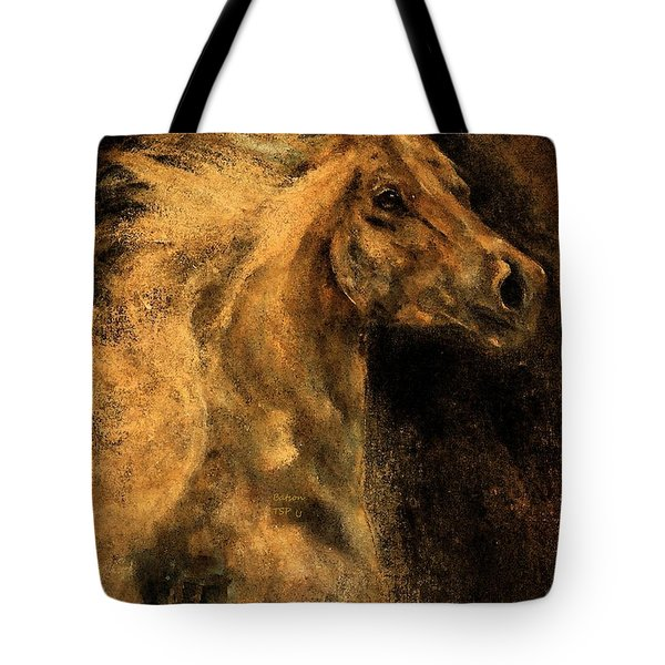 Wild And Free Tote Bag by Barbie Batson