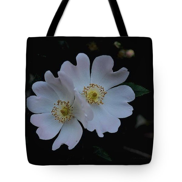Wild And Tender Tote Bag