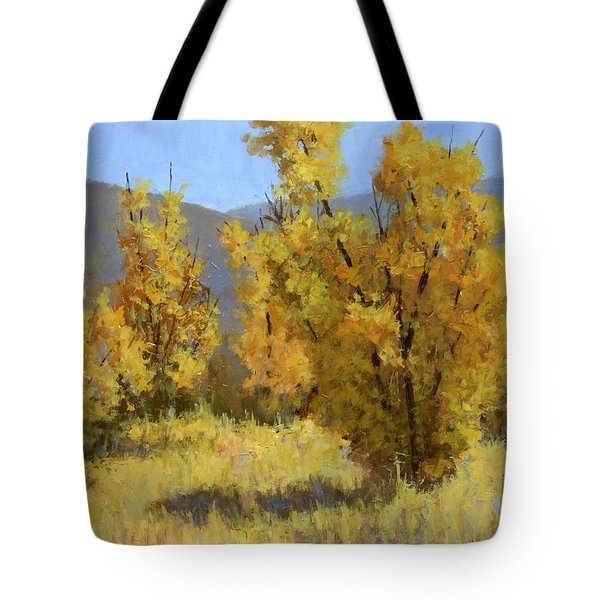 Wild Autumn Tote Bag