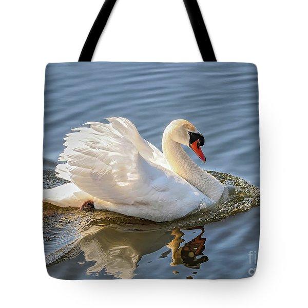 Wild Beauty Tote Bag