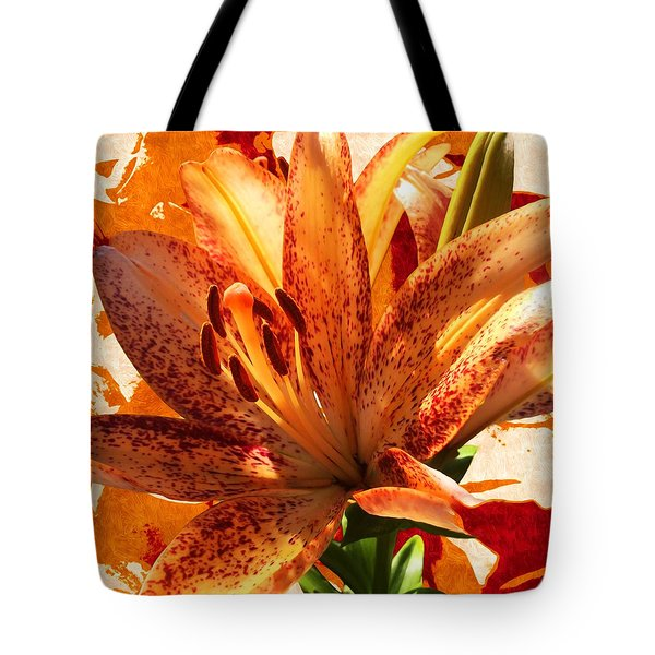 Wild Beauty With Freckles Tote Bag