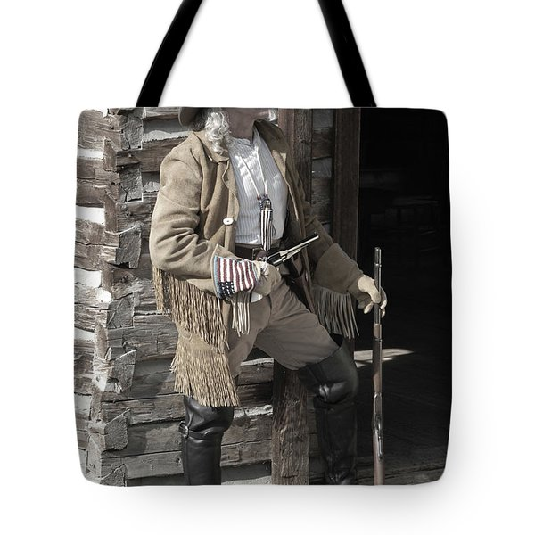 Wild Bill Tote Bag