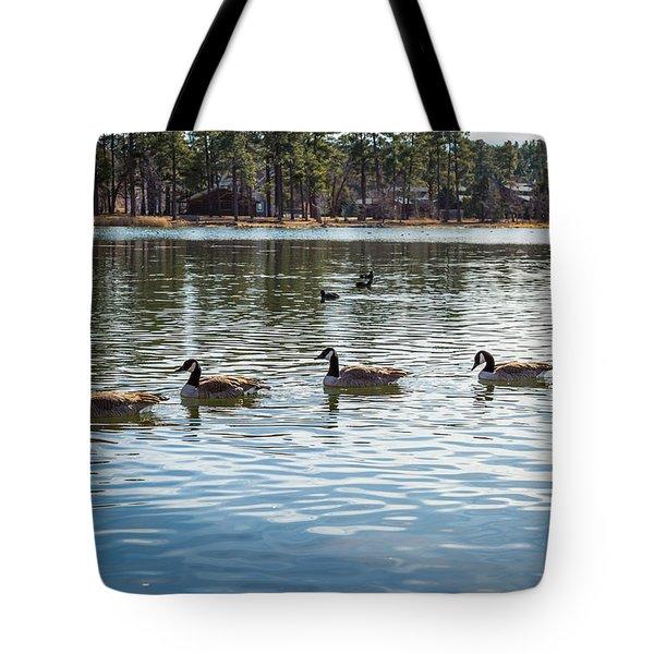 Wild Birds #2 Tote Bag