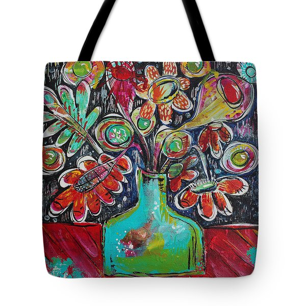 Wild Bunch Tote Bag by DAKRI Sinclair