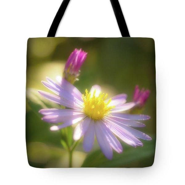 Wild Chrysanthemum Tote Bag