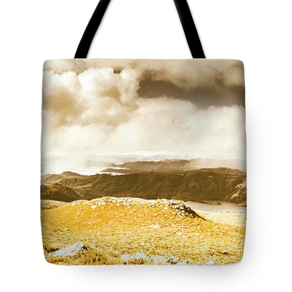 Wild Country Lookout Tote Bag