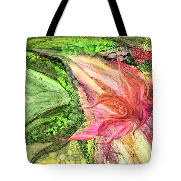 Wild Datura Tote Bag