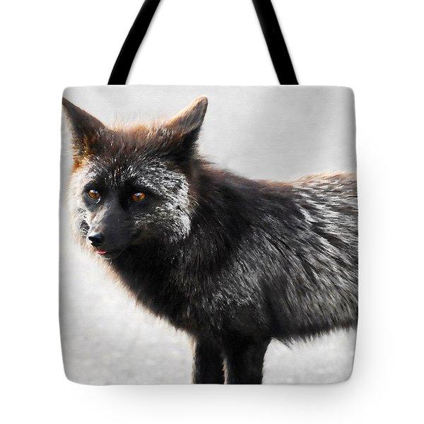 Wild Eyes Tote Bag by David Lee Thompson