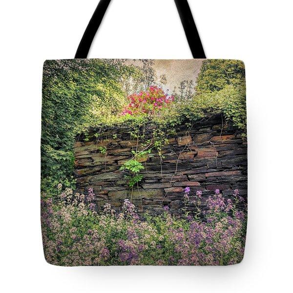 Wild Flocks Tote Bag