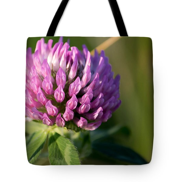 Wild Flower Bloom  Tote Bag