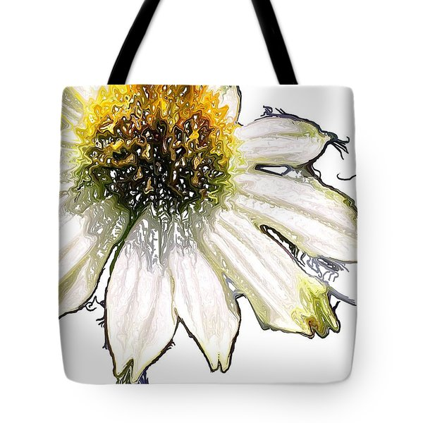 Tote Bag featuring the photograph Wild Flower Five  by Heidi Smith