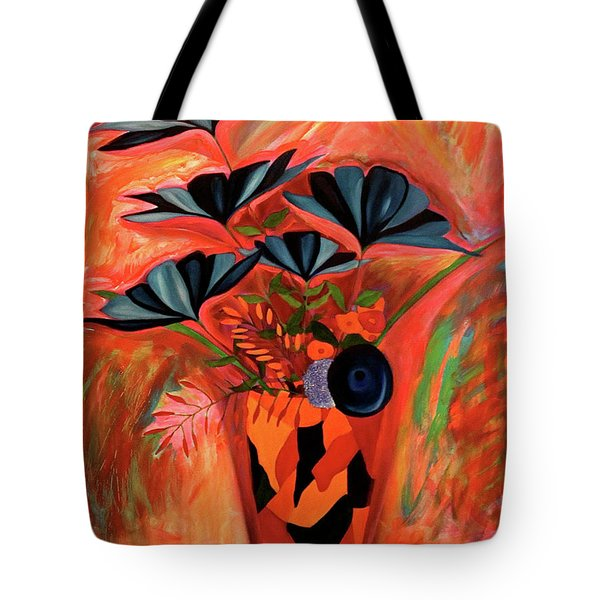 Wild Flowers  A Still Life  Tote Bag