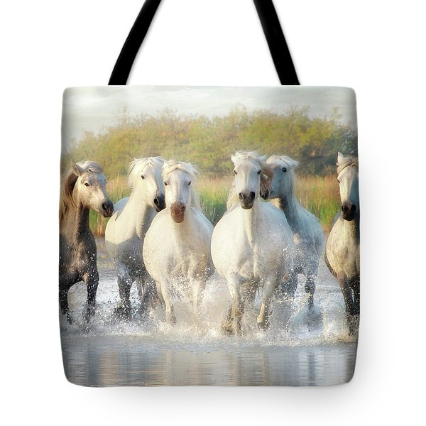 Wild Friends Tote Bag