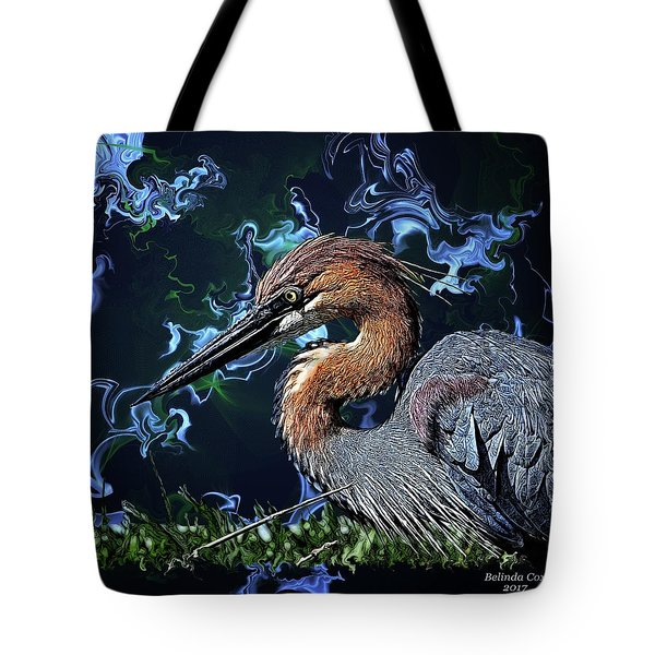 Wild Goliath Herona Tote Bag