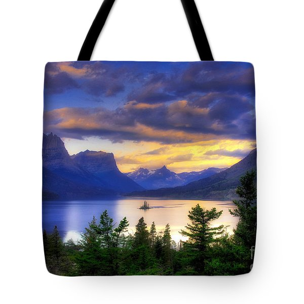 Tote Bag featuring the photograph Wild Goose Island by Mel Steinhauer