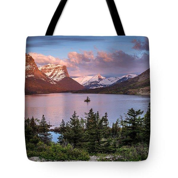 Wild Goose Island Morning 1 Tote Bag