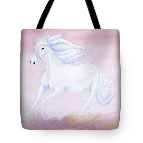 Wild Heart I Whimsical Tote Bag