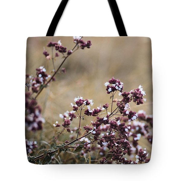 Wild Herbs  #herbs Tote Bag