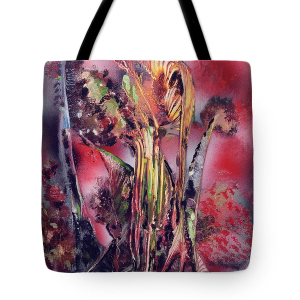 Wild-land Fire Tote Bag