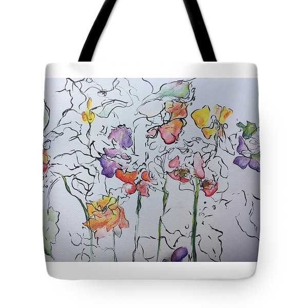 Wild Menagerie  Tote Bag by Gail Butters Cohen