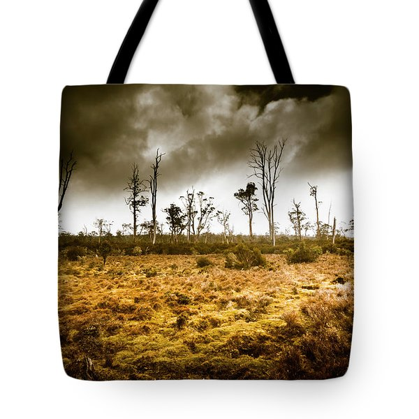 Wild Moors  Tote Bag