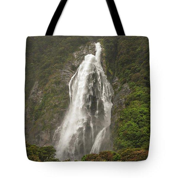 Wild New Zealand Tote Bag