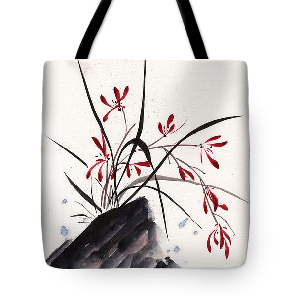 Open Hearts Tote Bag