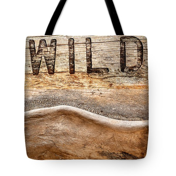 Wild Tote Bag by Jacky Gerritsen