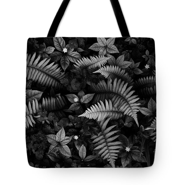 Wild Plants Tote Bag