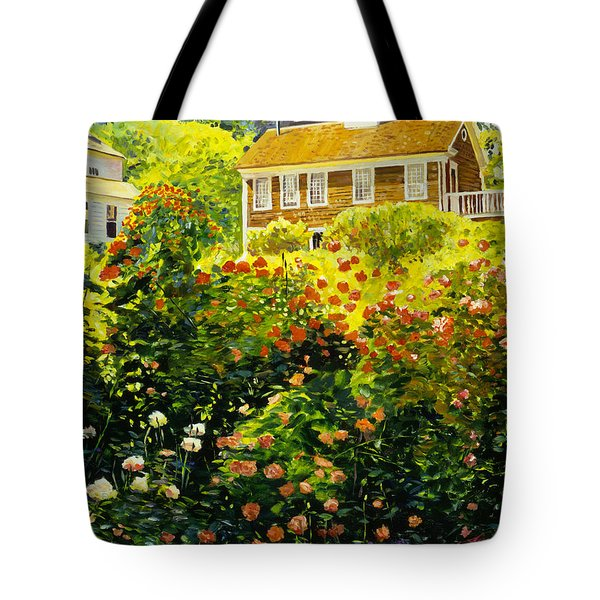 Wild Rose Country Tote Bag