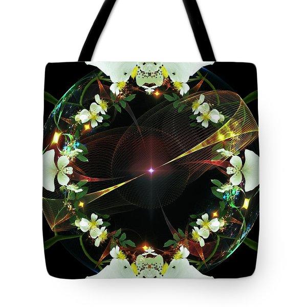 Wild Roses 2 Tote Bag