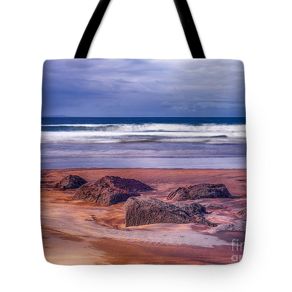 Sand Coast Tote Bag