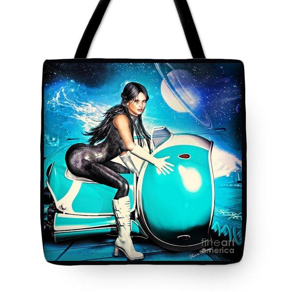 Wild Thing 3052 Tote Bag