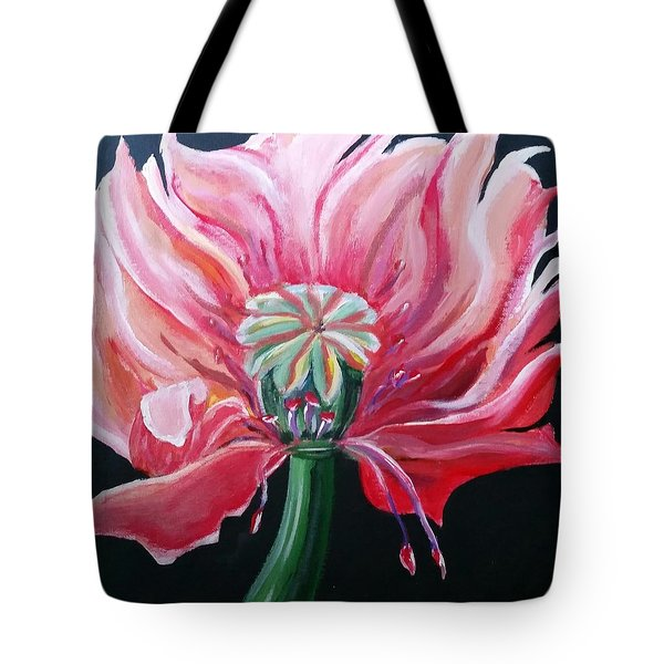 Wild Thing Tote Bag by Carol Duarte