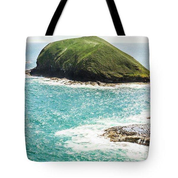 Wild Western Waters Tote Bag