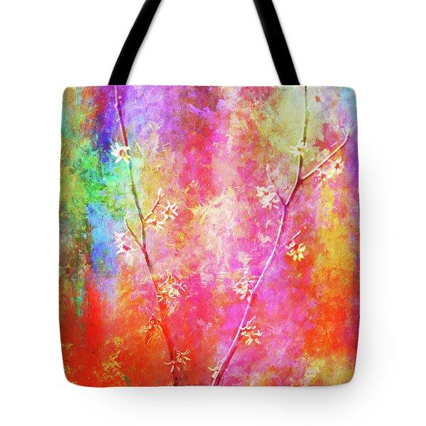 Wild, Wild, Witch Hazel Tote Bag