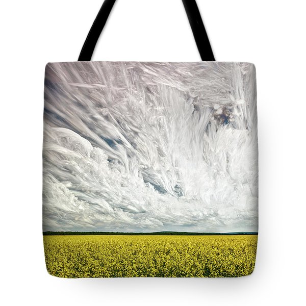 Wild Winds Tote Bag