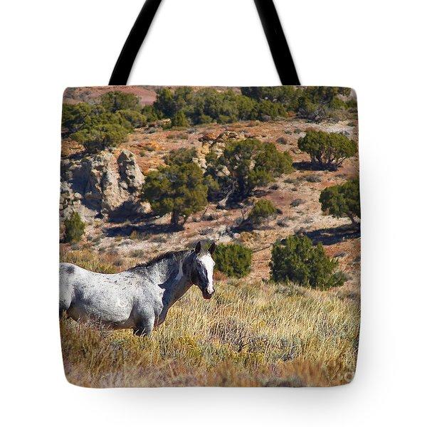 Wild Wyoming Tote Bag