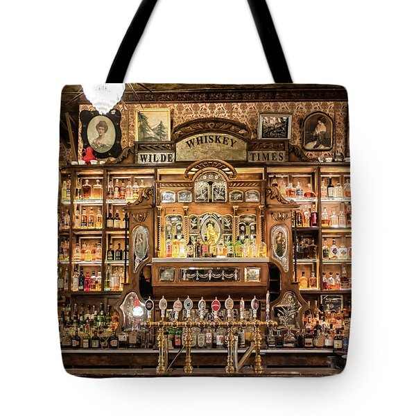 Wilde Times Tote Bag