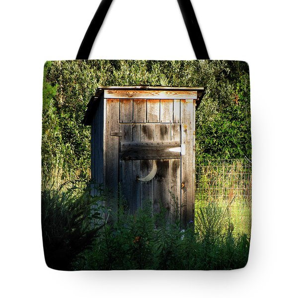 Wilderness Bathroom Tote Bag