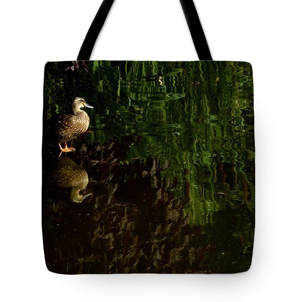 Wilderness Duck Tote Bag