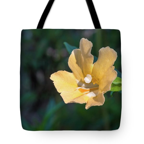 Wilderness Flower 2 Tote Bag